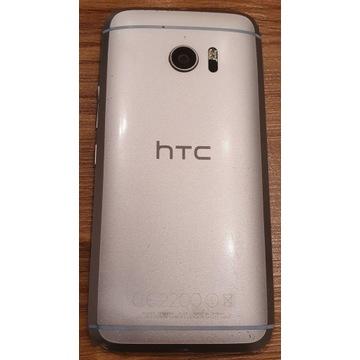 HTC 10 4/32GB 2PS6200 Glacier Silver - zestaw