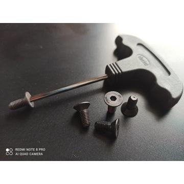 5 sztuk Śruby kierownicy do Xiaomi M365 / M365 PRO
