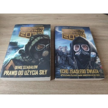 Uniwersum metro 2033 , 2 książki