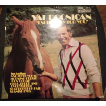 Winyl Val Doonican, ESPECIALLY FOR YOU