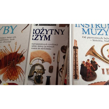 Książki edukacyjne dla dzieci.