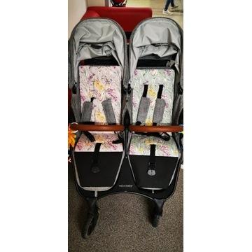 2 wkładki do wózka Valco Snap Duo Trend Tailor