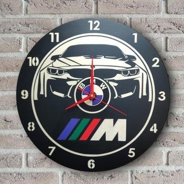 BMW Zegar Ścienny