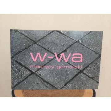 Maurycy Gomulicki W-WA, album fotograficzny