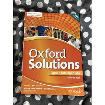 Oxford Solutions Upper-Intermediate Student's Book