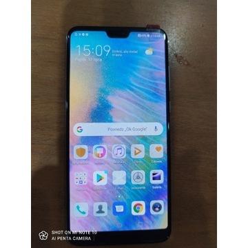 Huawei p20 pro jak nowy