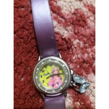 Zegarek barbie dla dziewczynki