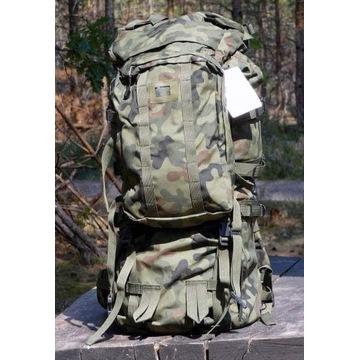 Plecak górski wojskowy kpl