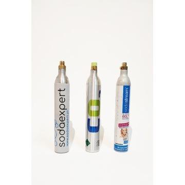 Cylinder CO2 wymiana Łódź SodaStream  inne