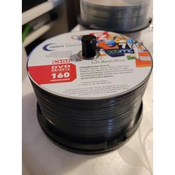 Archiwalne wydania płyt DVD magazynu CHIP