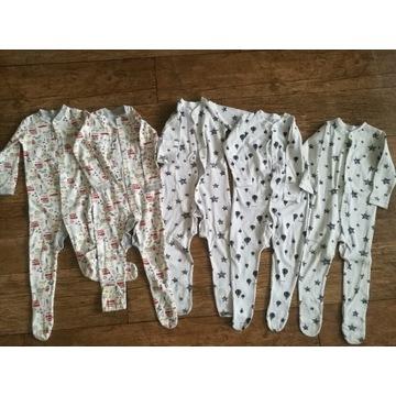 Pajace piżama dla chlopca z abs roz 92