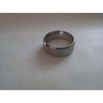 Pierścień ze stali nierdzewnej dla mężczyzn
