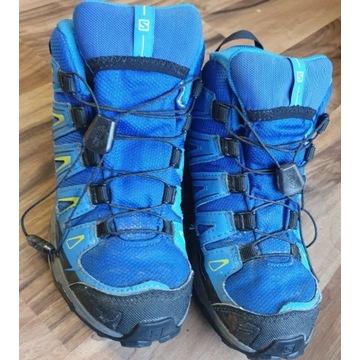 Buty dziecięce Salomon X-ULTRA MID GTX J roz. 33