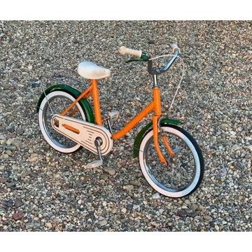 Retro Rowerek z lat 70-tych Vintage Ładny Do Zdjęć