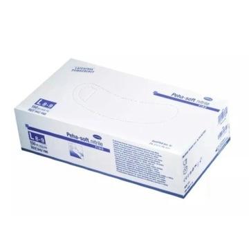 Rękawice nitrylowe 3x150 szt r. L rękawiczki