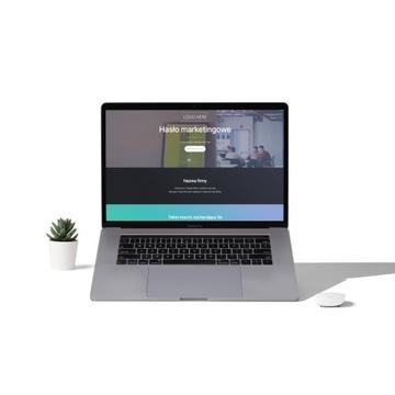 Tania strona internetowa dla Twojej Firmy