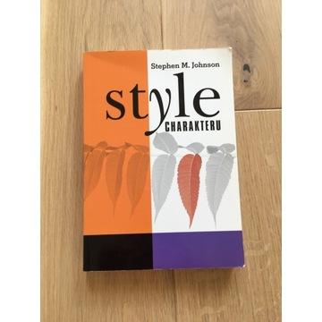 Style Charakteru - Stephen Johnson