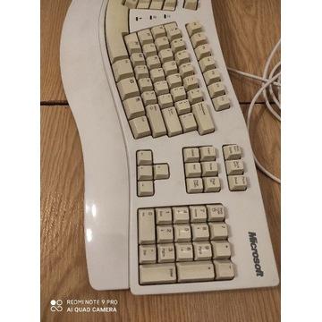 Stara klawiatura Microsoft PS/2