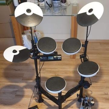 Perkusja elektroniczna ROLAND TD-4 + Stopa TAMA