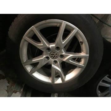 "Felgi 17"" VW Tiguan"