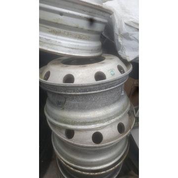 2 Felgi Aluminiowe 22.5x9
