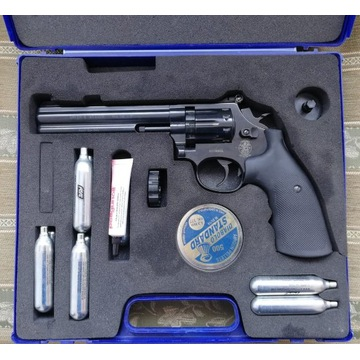 """Smith&Wesson 586-6"""" 4,5 mm"""