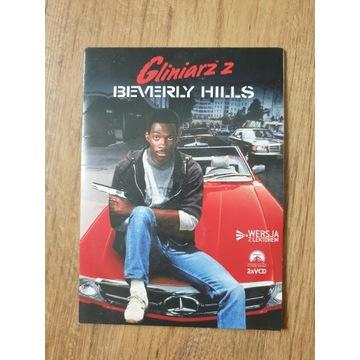 Gliniarz z Beverly Hills - 2 x VCD