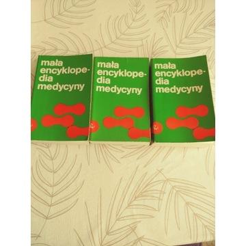 mała encyklopedia medycyny 3-tomy