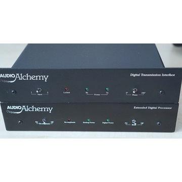 AUDIO ALCHEMY XDP/DTI + POWER STATION I / WYBITNY