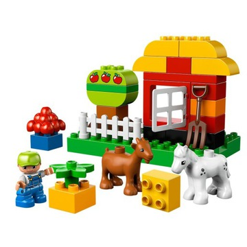 -= LEGO DUPLO 10517 - MÓJ PIERWSZY OGRÓD =-