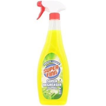 Odtłuszczacz Superfinn 750 ml mega Mocny