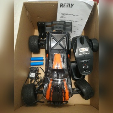 Model samochodu RC Reely Core, Szczotkowy, 2,4 GHz