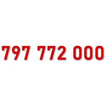 797 772 000 STARTER ORANGE ŁATWY ZŁOTY NUMER