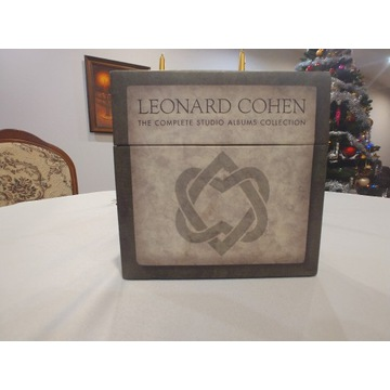Leonard Cohen - The Complete Studio Albums Collect