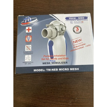 Nebulizator TM-NEB MICRO MESH TECH MED