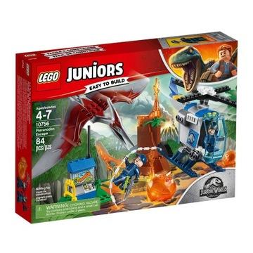 LEGO 10756 Juniors - Jurassic World