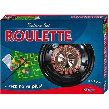 Gra Planszowa Ruletka Roulette Deluxe Set