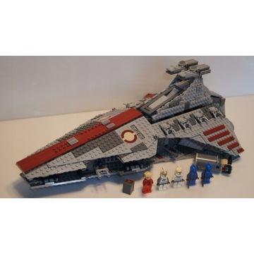Lego Star Wars 8039 Venator-Class Republic Attack
