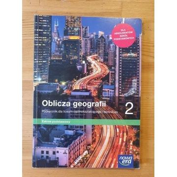 Podręcznik Oblicza geografii 2 zakres podstawowy