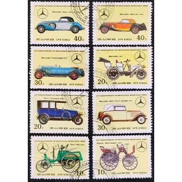 Motoryzacja - KOREA Płn.* 1986