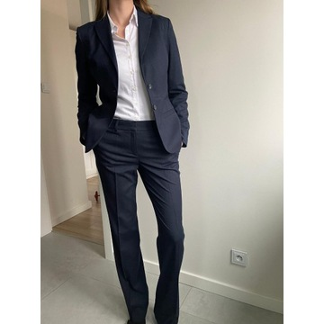 Kostium-żakiet i spodnie firmy S'Oliver w rozm.38