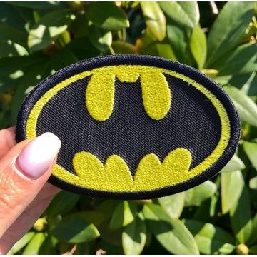 Duża Naszywka Aplikacja Termo Batman Marvel