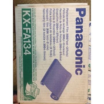 Taśma do faxy Panasonic KX-FA134 Opakowanie 2 szt