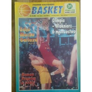 Tygodnik Koszykarski BASKET nr 19 (29) 10.05.1994