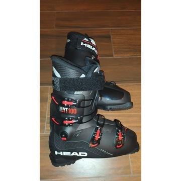 Buty narciarskie HEAD EDGE LYT 100 28.0, nowe