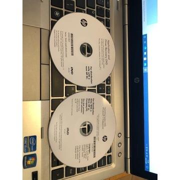 laptop biznesowy HP Elitebook 8460p i5 8GB RAM SSD