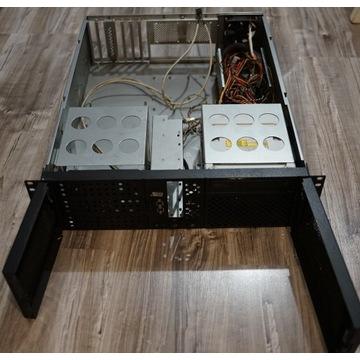 Obudowa komputerowa RACK 3U plus CD, 350W F.VAT