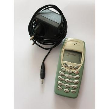 Nokia 3410 z ładowarką