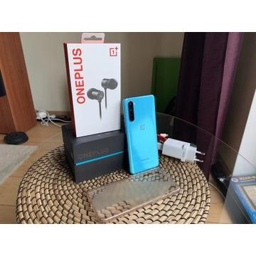 Telefon Oneplus Nord 5G 12/256 GB SŁUCHAWKI