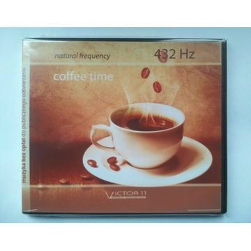 Coffee Time - 64 min chilloutu na CD, relaks